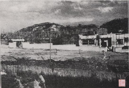 Asilo Mendicidade 1940 -construção