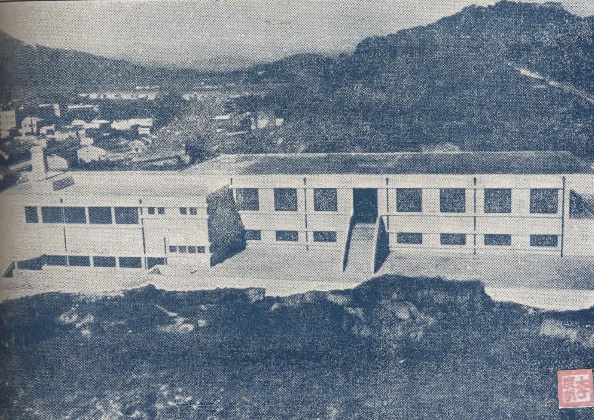 Asilo Mendicidade 1940 - traseiras