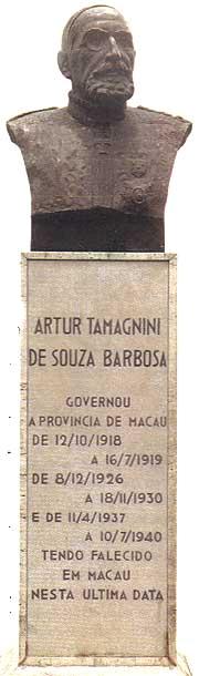 Busto Tamagnini Barbosa