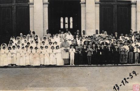 COMUNHÃO 13-12-1959 I
