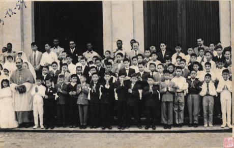 COMUNHÃO 13-12-1959 II