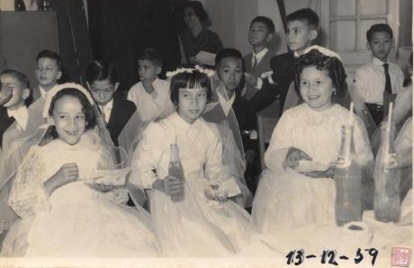 COMUNHÃO 13-12-1959 IV