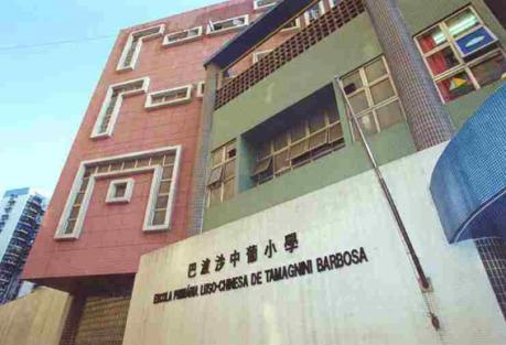 Escola L-C Tamagnini Barbosa