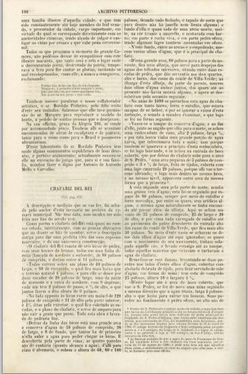 Archivo Pittoresco 1861 - Busto de camões II