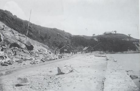 Avenida da República 1910 construção