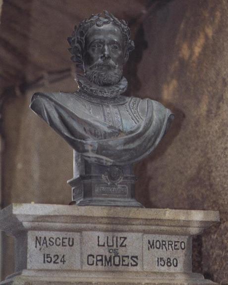 Busto de Camões