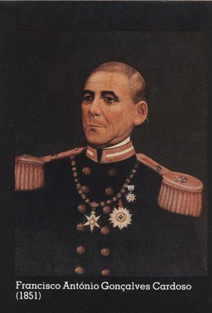 Francisco A. G. Cardoso 1851