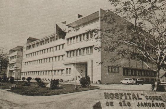 Hospital Conde S.Januário 1974