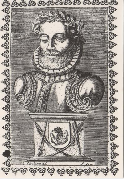 MACAU - A GRUTA DE ACMÕES - Camões 1639