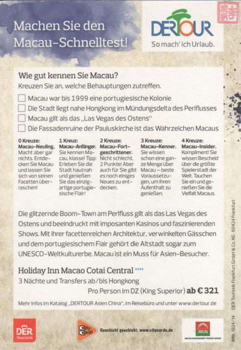 Postal Alemão verso