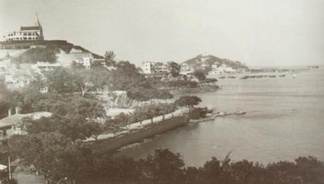 Sob o Olhar de A-MÁ - Av Repblica c. 1950