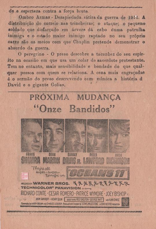 3FEV1961 Chaplin Revue verso