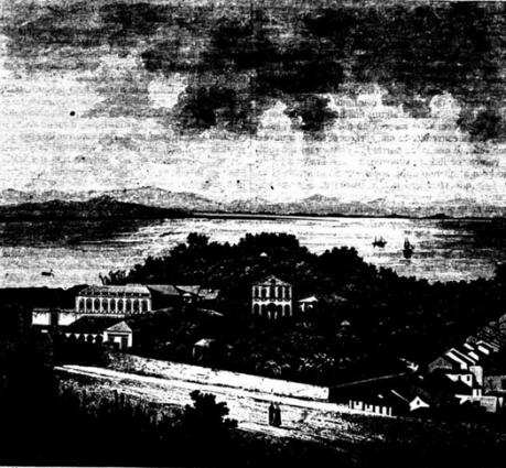 Archivo Pittoresco 1864 - A casa de Lourenço Marques I
