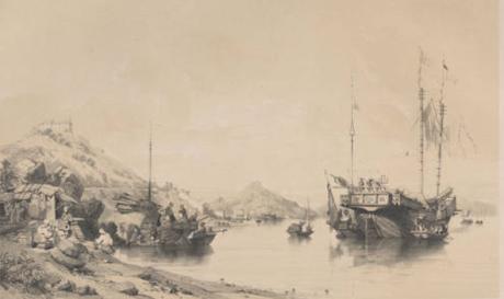 Forte da Penha BORGET 1838
