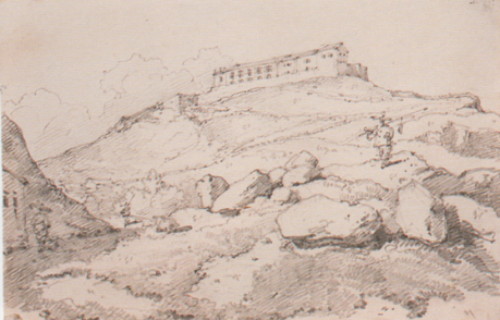 Forte da Penha Chinnery 1837