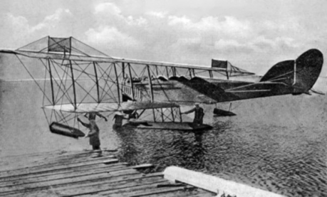 Hidroplano Curtiss