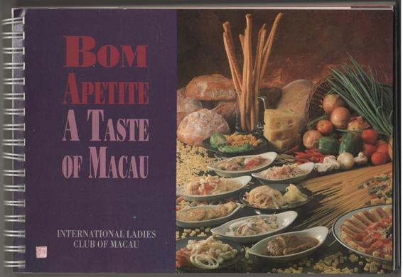 BOM APETITE - A TASTE OF MACAU