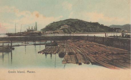 Bilhetes Postais Antigos Ilha Verde c 1890