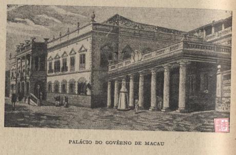 História das Colónias Portuguesas  Palácio do Governo