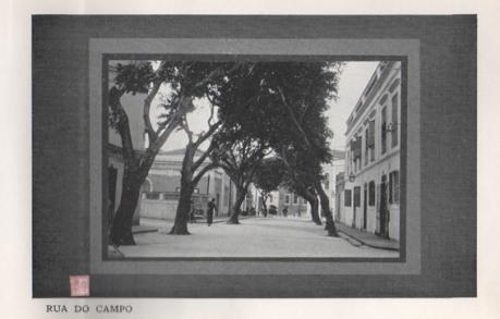 Souvenir de Macau 1910 Avenida Vasco da Gama