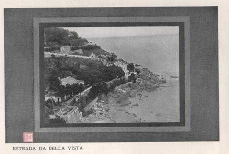 Souvenir de Macau 1910 Villa Leitão