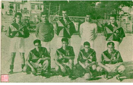 II - 10 1951 Torneio Militar II