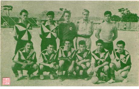 II - 10 1951 Torneio Militar III
