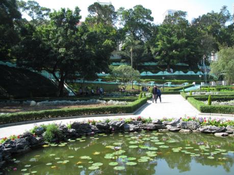 Jardim Público da Taipa I 2015