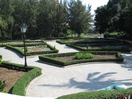 Jardim Público da Taipa III 2015