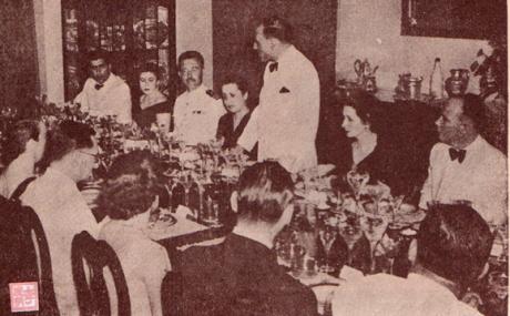 MOSAICO IV 21-22 1952 Director Gral do Ensino I