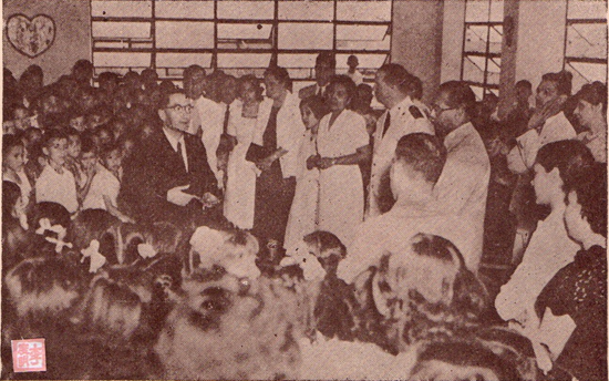 MOSAICO IV 21-22 1952 Director Gral do Ensino IV