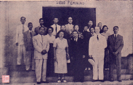 MOSAICO IV 21-22 1952 Director Gral do Ensino V