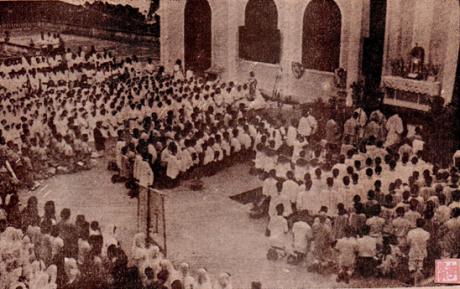 MOSAICO IV 21-22 1952 Procissão N. Sra. Auxiliadora I