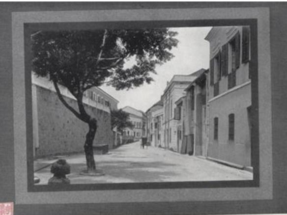 Souvenir de Macau 1910 Rua de S. Lourenço II