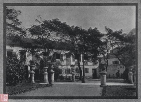 Souvenir de Macau 1910 Um aspecto da Gruta de Camões
