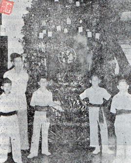15JUN1954 n.º 21 - Arraial Sto António II