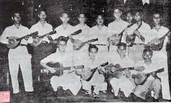 15JUN1954 n.º 21 - Arraial Sto António IV