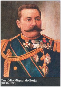 Custódio Miguel de Borja
