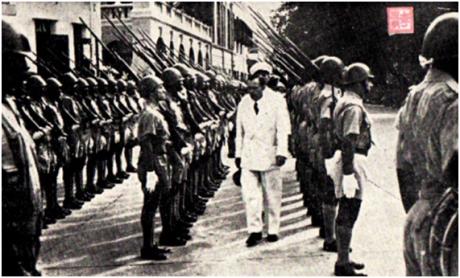 DESFILE MILITAR 20JUN1952 III