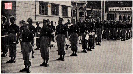 DESFILE MILITAR 20JUN1952 IV