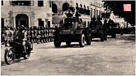 DESFILE MILITAR 20JUN1952 IX