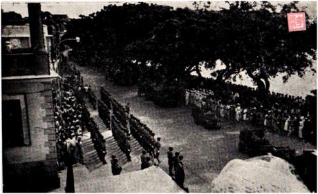 DESFILE MILITAR 20JUN1952 VII