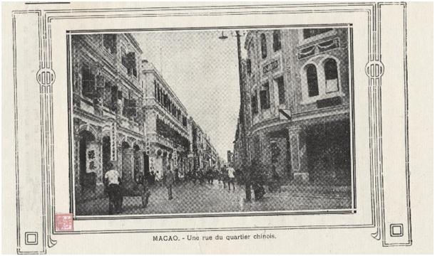 MACAO Quartier Chinois