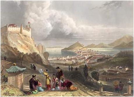 Macau 1848 Adolphe Rouargue