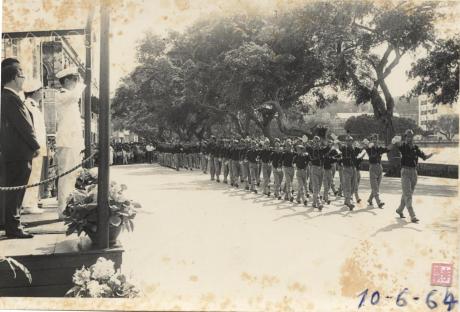 MP Parada Militar 10JUN1964