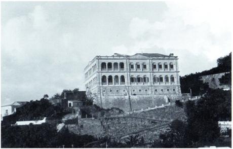 Hotel Boa Vista MAN FOOK 1907