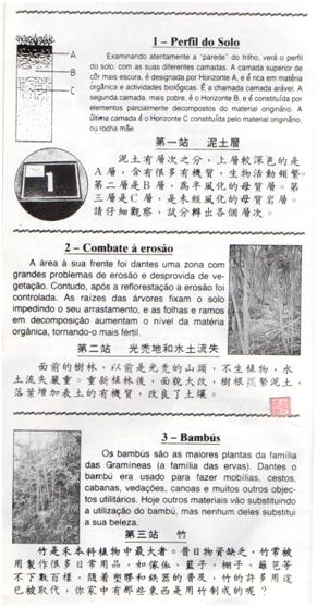 PANFLETO I Rede de Trilhos COLOANE