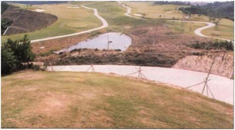 PLANFLETO - Campo de golfe