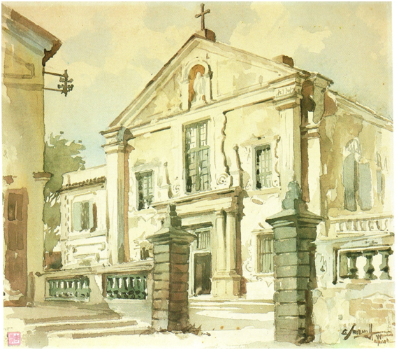 SMIRNOFF Igreja Sto Agostinho 1944