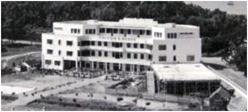 Colégio D. Bosco 1952